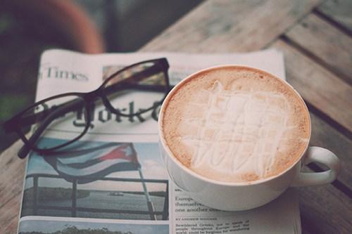 コーヒー飲みながら聴きたい曲♫