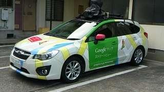 グーグルマップストリートビューが好きな方!