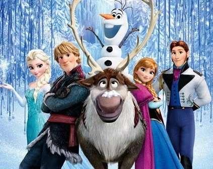 【実況・感想】アナと雪の女王