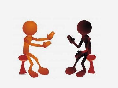 コミュニケーションも仕事のうちですか?