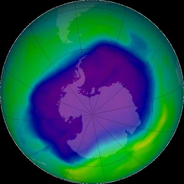 オゾン層は回復傾向、温室効果ガスは増加:国連最新報告 WIRED.jp