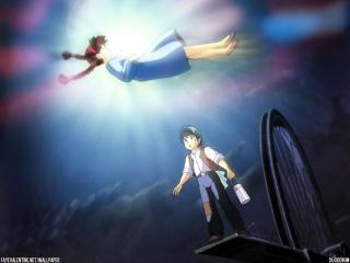 もしも空から女の子が降ってきたらどうしますか?