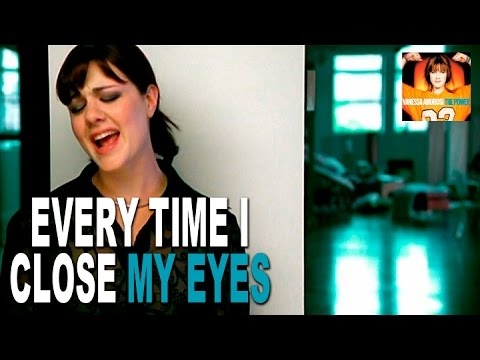 Vanessa Amorosi | Every Time I Close My Eyes | Official Video - YouTube