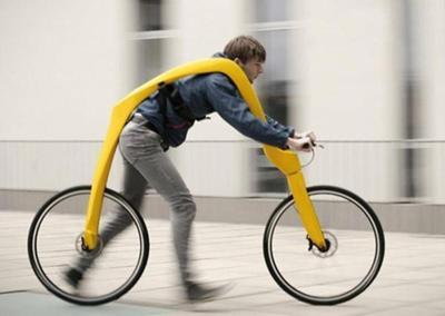 自転車どんなのに乗っていますか?