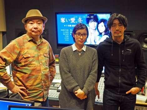 『奪い愛、冬』最終回は副音声付き 水野美紀、大谷亮平、鈴木おさむ氏がツッコミまくる | ORICON NEWS