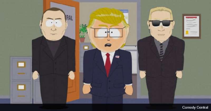 『サウスパーク』製作者がトランプ大統領に参った!「現実が面白すぎて負けてしまっている」 - AOLニュース