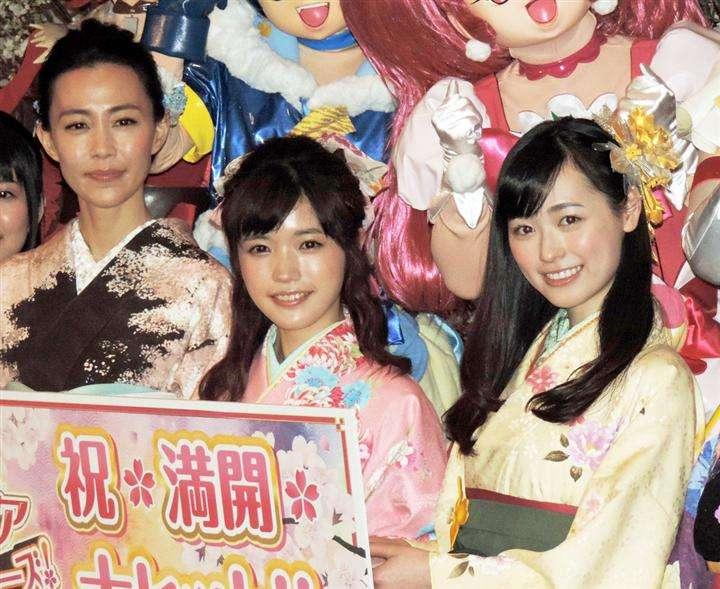 木村佳乃、「プリキュア」テレビ版の出演をおねだり 「これを機にたまに出させていただきたい」:イザ!