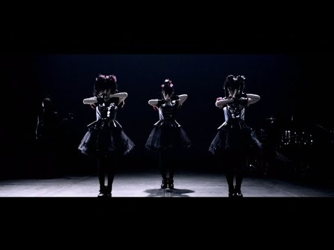 BABYMETAL - KARATE (OFFICIAL) - YouTube