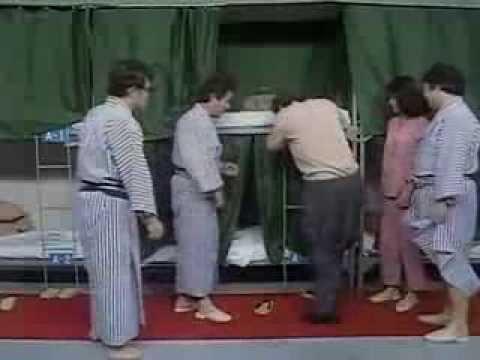 ドリフ大爆笑'87コント・寝台車 - YouTube