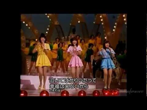 キャンディーズ 春一番(アルバムヴァージョン) - YouTube