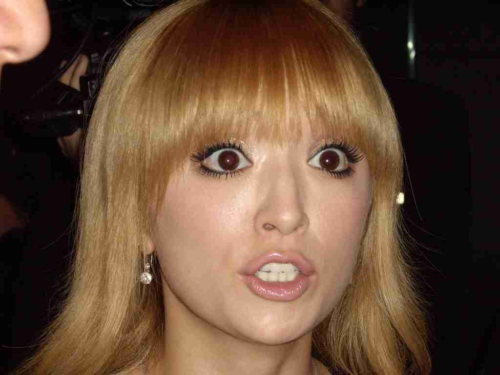 色んな時代、表情の浜崎あゆみが見たい!