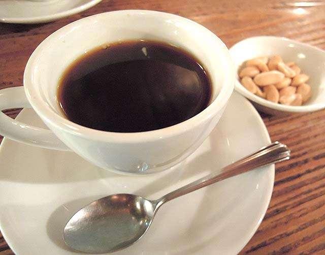 コーヒーのお供に最高なのは