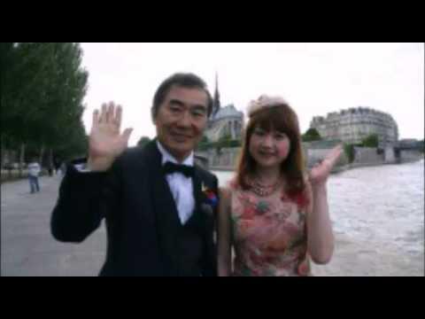 山瀬まみ [歌詞付き]笑顔でね~結婚の歌~ - YouTube