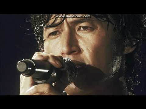 B'z もう一度キスしたかった LIVE-GYM Pleasure2008 GLORY DAYS - YouTube
