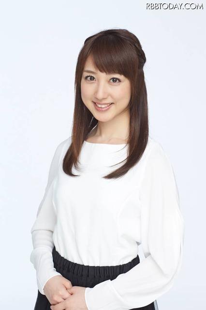 川田裕美がNHKの新MCに決定!音楽バラエティー番組『バナナ♪ゼロミュージック』