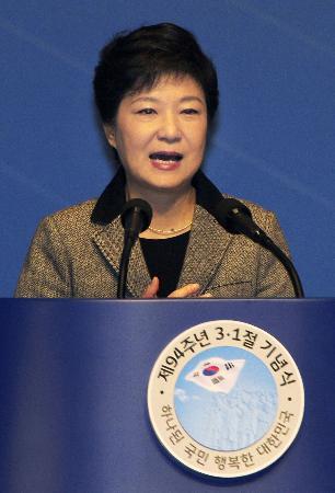 韓国の朴槿恵大統領、1000年経っても日本を恨み続けることを宣言
