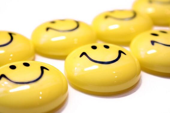 笑顔になる時とは?