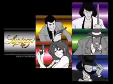 Super Hero (ルパン三世) - YouTube