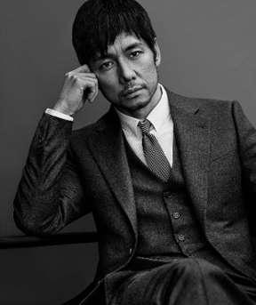 西島秀俊はアルマーニ似合いすぎ!「スーツの似合う俳優」たちのカッコよすぎる特徴 - messy|メッシー