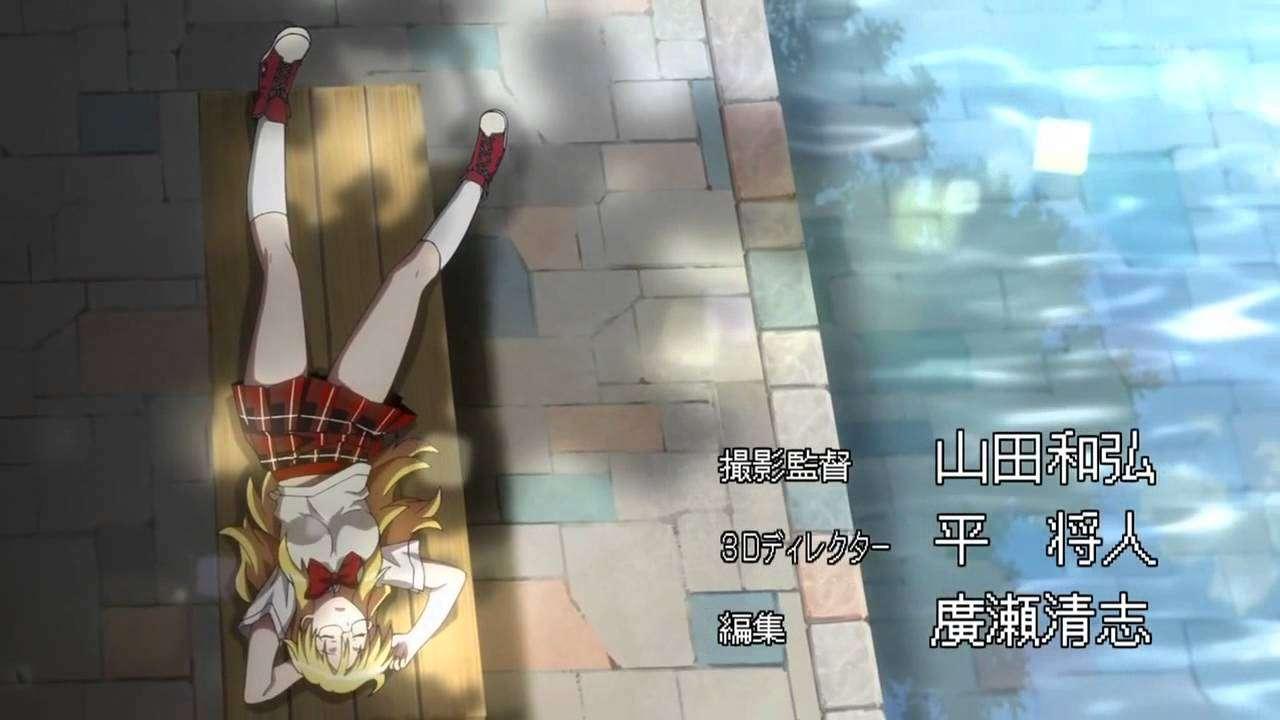 【Ben-To opening】 Aimi - Live for Life ~ Ōkamitachi no Yoru - YouTube