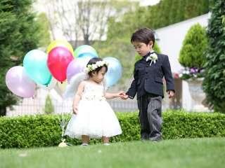 子連れで結婚式の注意点