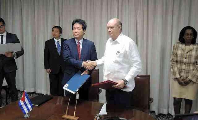 日本、キューバに22億円援助 コメ自給率向上など支援:朝日新聞デジタル