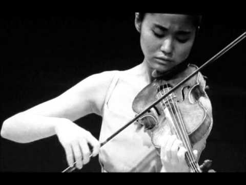 バッハ シャコンヌ ‐ 庄司紗矢香 ( bach chaconne - sayaka shoji ) - YouTube