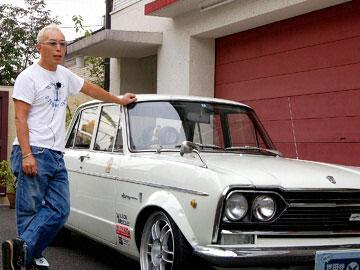芸能人・有名人の愛車