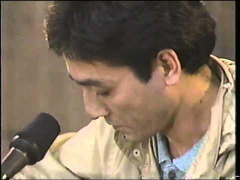 友川かずき~生きてるって言ってみろ - YouTube