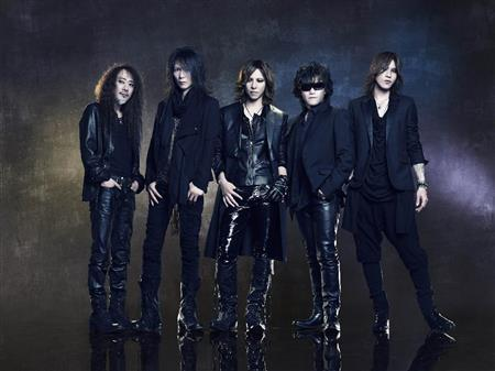 X JAPAN、全英ロックアルバムチャート1位を記録