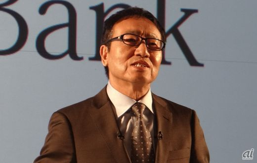 ソフトバンク宮内謙社長、「ガラケーは必要ない」とバッサリ