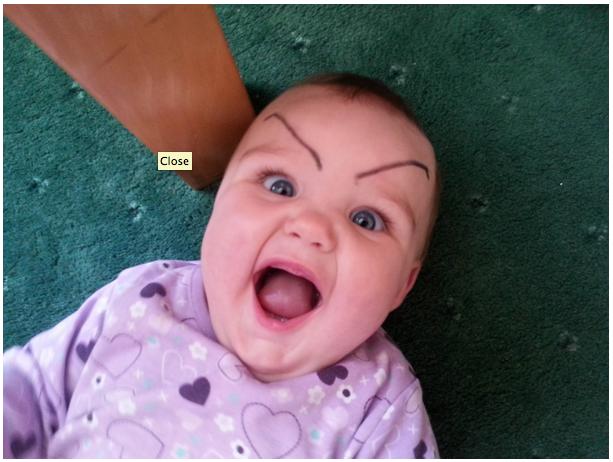 人間の赤ちゃんが怖い人
