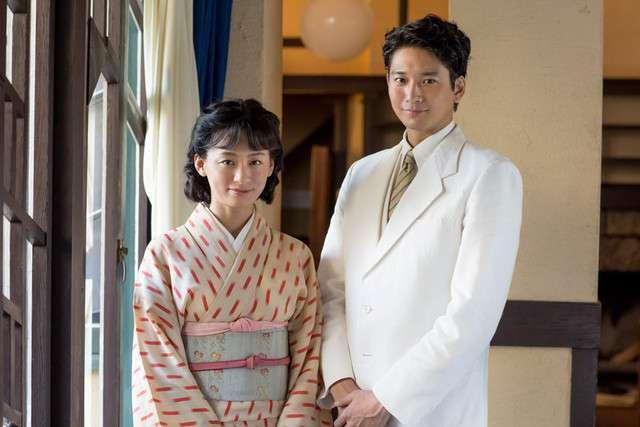 向井理、祖母の著書を念願の映画化!主演・尾野真千子と夫婦役