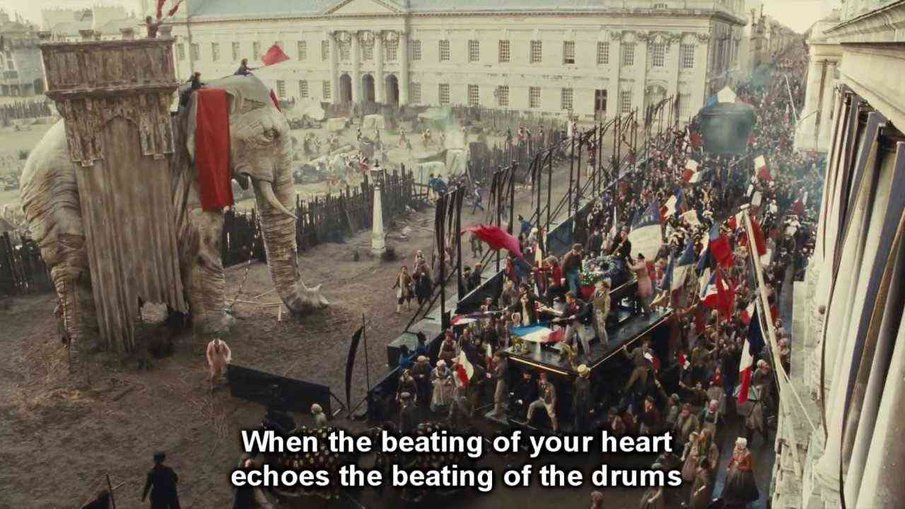 Do you hear the people sing? - Les Miserables  - High res, w/ lyrics - YouTube