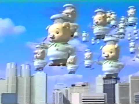 【エースコック】ワンタンメン TV CM ヒストリー71990年代