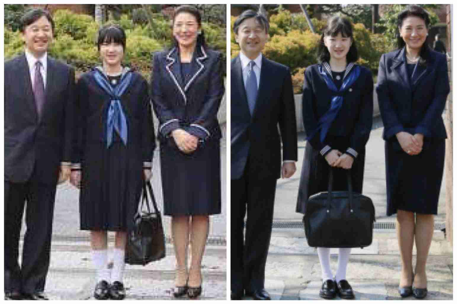 愛子さま、中等科卒業=4月から高校生-宮内庁
