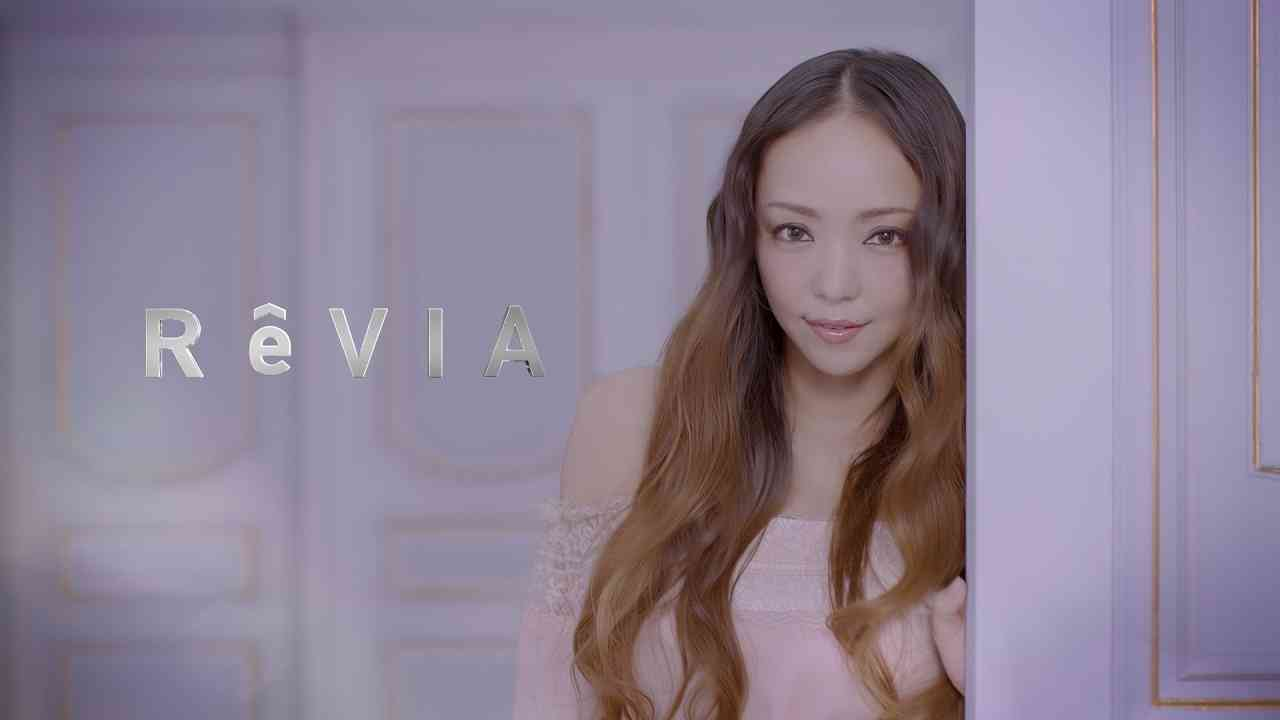 ReVIA - レヴィア - 安室奈美恵イメージモデルTV-CM - YouTube