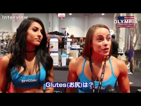 女性が鍛えるのはヒップではなくて肩がおすすめ - YouTube