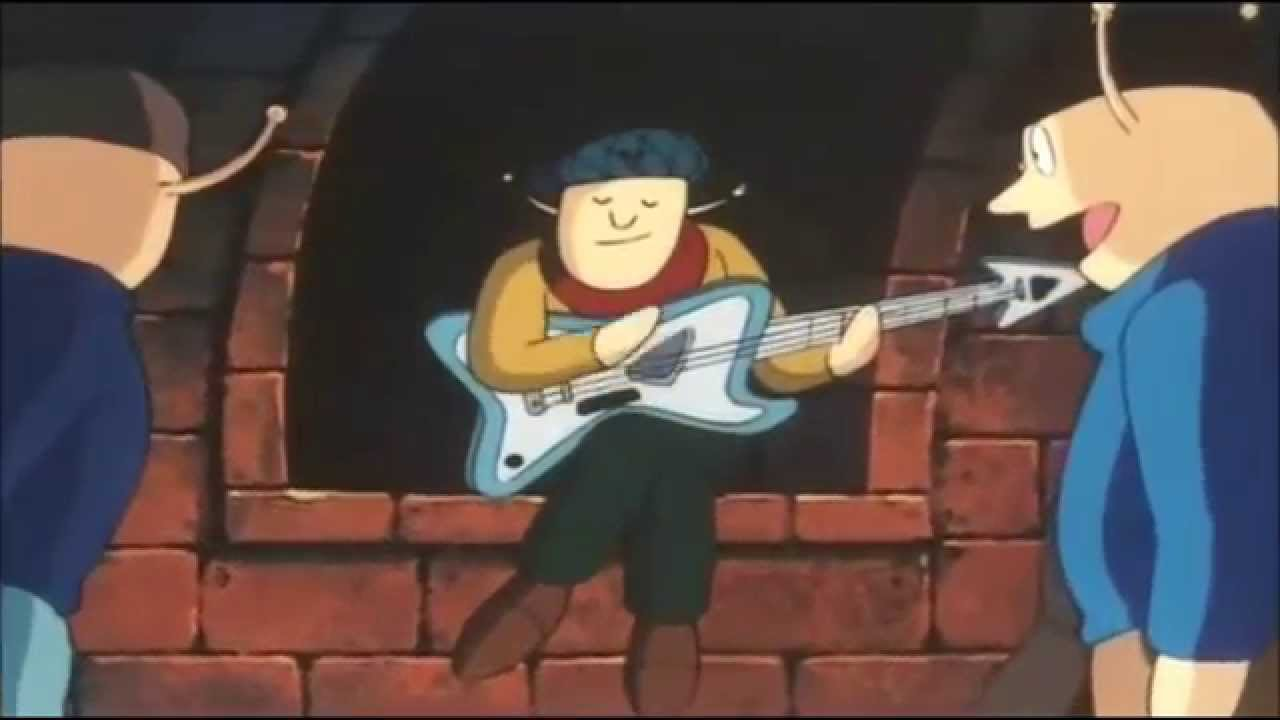 大雄的宇宙小戰爭 のび太の宇宙小戦争  少年期 - 武田鉄矢 - YouTube
