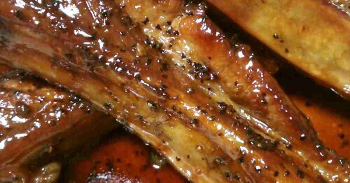 簡単☆TDS風ポークリブ(スペアリブ) by ゆっちゃん*♡* [クックパッド] 簡単おいしいみんなのレシピが261万品