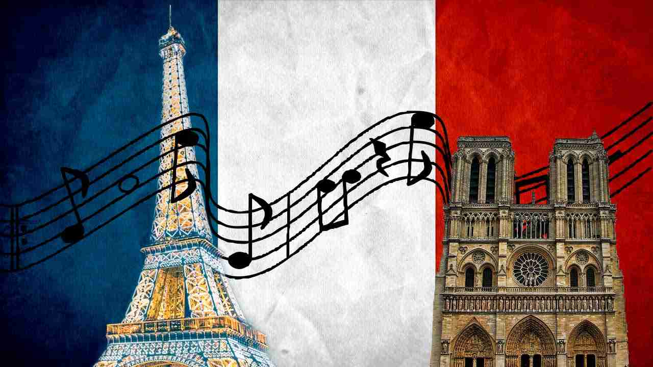 French Folk Music (Musette, Can Can, Bransle and more...) - YouTube