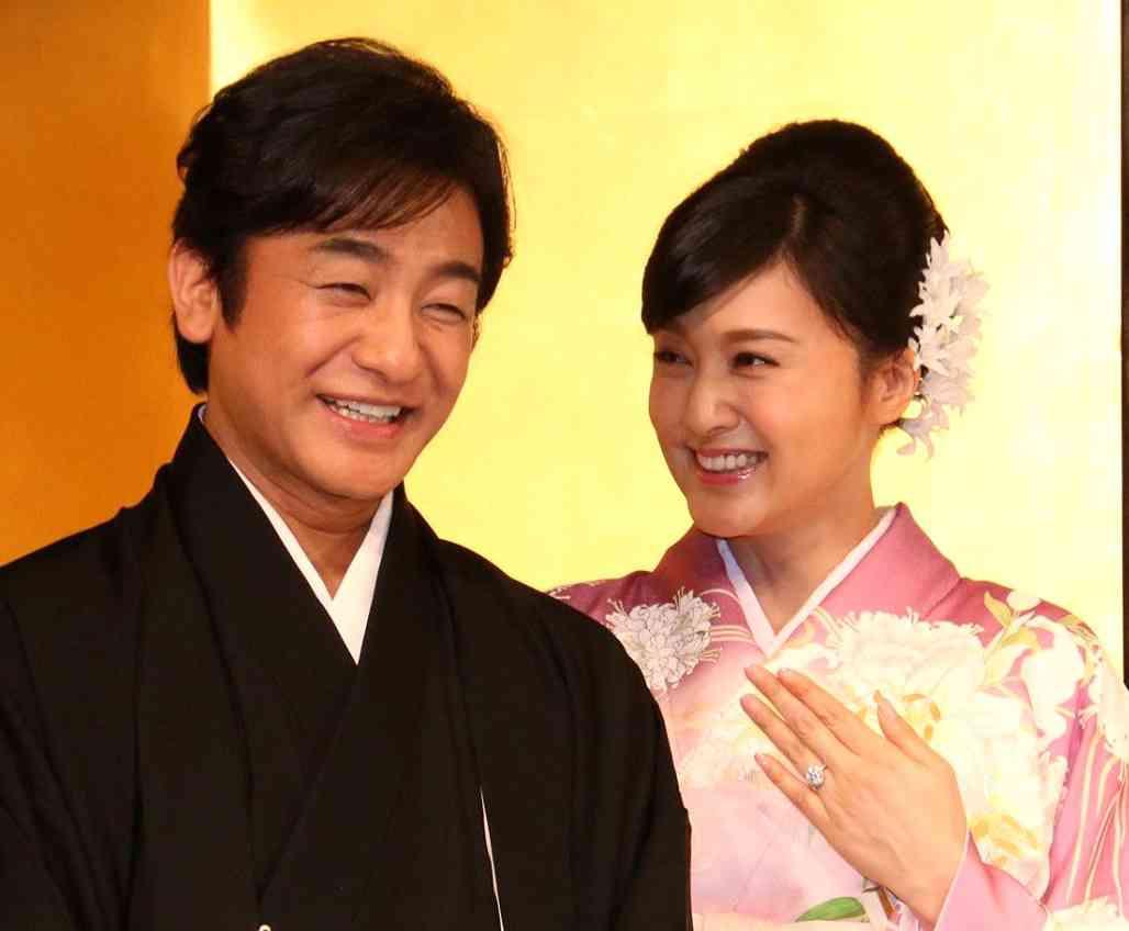 片岡愛之助、もうすぐ藤原紀香と結婚1周年 プレゼント聞かれ「ひっそりとさせて」
