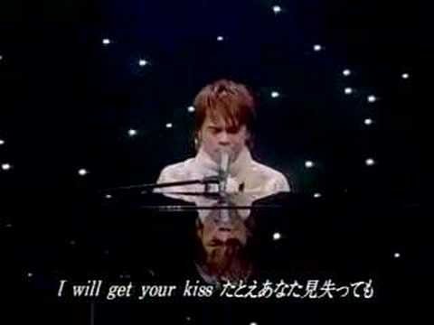 中川晃教 - I WILL GET YOUR KISS - YouTube