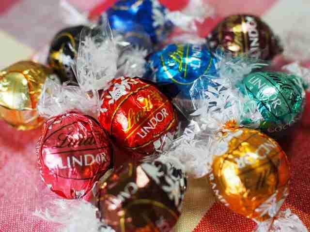 リンドールチョコレート好きな人!