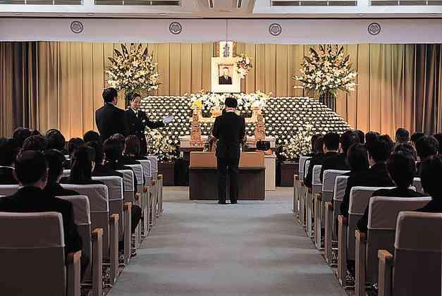 会社の人のお通夜、葬儀について