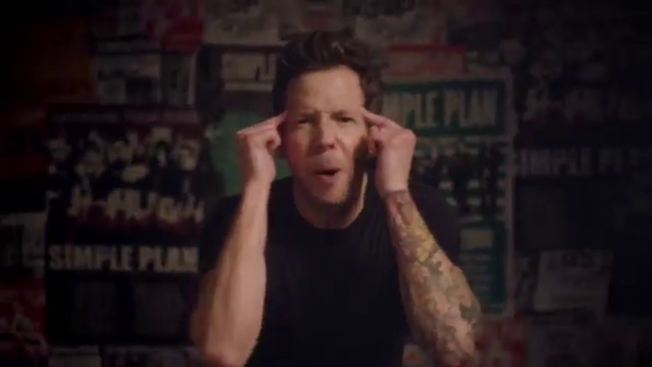 Opinion Overload (Official Video) - Simple Plan - YouTube