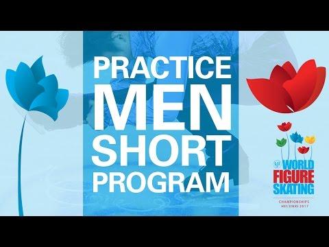Men Short Program Practice - Helsinki - YouTube
