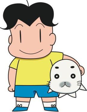 ぬいぐるみみたい…ゴマフアザラシの赤ちゃん公開 神戸・須磨海浜水族園
