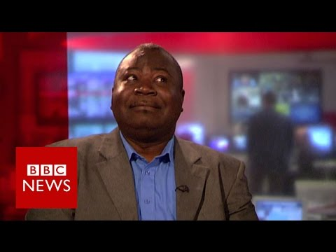 Guy Goma: 'Greatest' case of mistaken identity on live TV ever? BBC News - YouTube