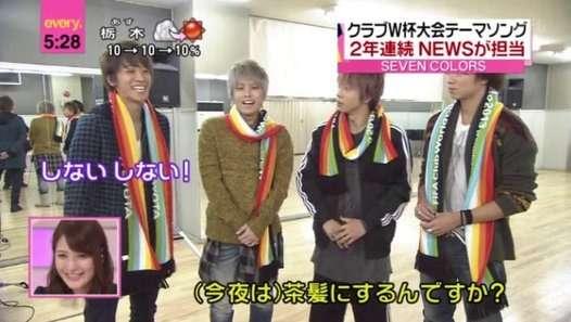 2013.11.27☆えぶりー・NEWSコメント & ベスア - Dailymotion動画